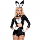 Costume lapin bunny playboy