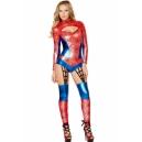 Costume spiderman spider girl avec jambières