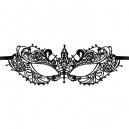 masque royal noir