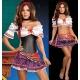 Costume Esmeralda la gitane - notre dame de paris