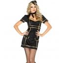 Costume l'hotesse de l'air