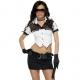 Costume la policière sexy avec képi