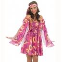 Costume Hippie woodstock