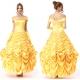 Costume la Belle et la bête robe de bal