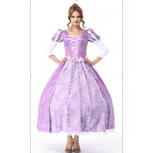 Costume robe Raiponce