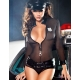 Costume la policière sexy