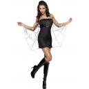 Costume Sorcière toile araignée