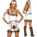 Costume pokahontas l'indienne