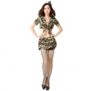 Costume armée militaire