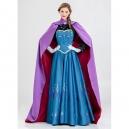 Déguisement Anna la reines des neiges