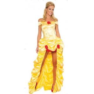 Costume la Belle et la bête de luxe