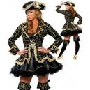 Costume déguisement pirate corsaire