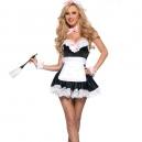 Costume la Soubrette femme de ménage