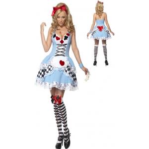 Costume Alice au pays des merveilles