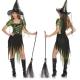Costume sorcière des bois