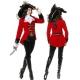 Costume pirate anglais