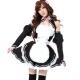 Costume la femme de ménage japonnaise