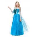 Déguisement Elsa la reines des neiges