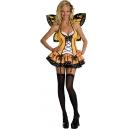 Costume papillon monarque
