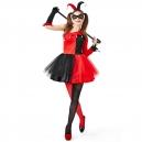 Costume harley Quinn