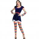 Costume miss roller