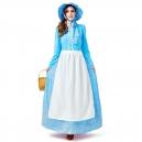Costume Fermiére bleue M & XL