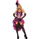 Costume danseuse de Saloon