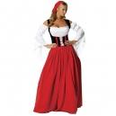 Costume rétro 19éme siècle M à XL
