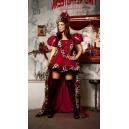 Costume Reine de luxe