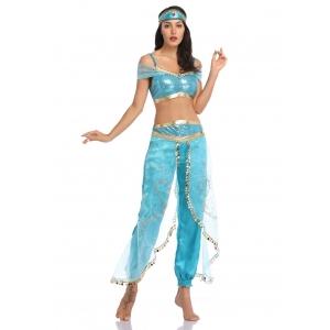 Costume Yasmine Aladdin