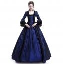 Costume Dame de la cour renaissance noir