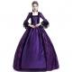 Costume Dame de la cour renaissance violet