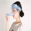 Visière de protection pour le visage anti postillon anti UV