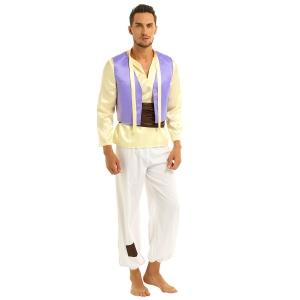 Déguisement Aladdin M à 2XL