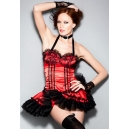 Costume moulin rouge