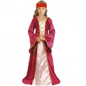 Costume Princesse médiéval