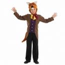 Costume Marty zèbre Madagascar