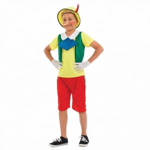 Costume Pinocchio pour garçon