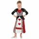 Costume Reine de coeur alice au pays des merveilles pour fille