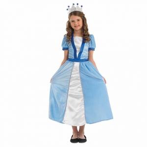 Costume Fille Princesse Cendrillon