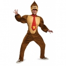 Déguisement homme Bowser Super Mario Bros