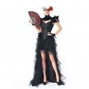 Costume robe et bonnet Victorien