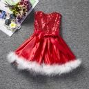 Costume robe mère noël