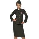 Costume sergent chef militaire