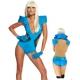 Costume Lady gaga poker face