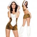 Costume tigresse tigre