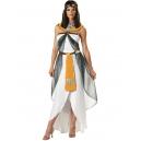 Costume Cléopâtre avec tour de cou et de tête