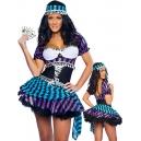 Costume Esmeralda la gitane de luxe - notre dame de paris