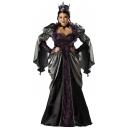 Costume la méchante reine sorcière de luxe