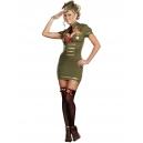 Costume armée militaire glamour